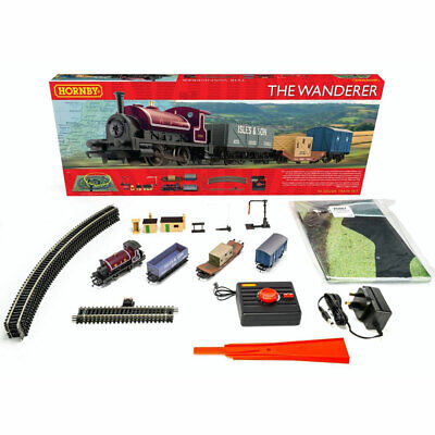 Hornby R1240 The Wanderer Train Set • 100.04€