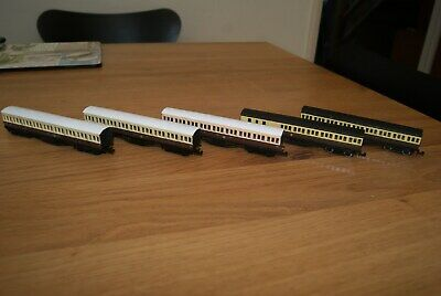 Graham Farish N Gauge Rake Of 5 GWR Suburban Coaches #6 • 15.53€