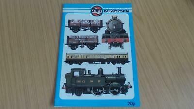 AC299: Airfix Railways Catalogue 1979 • 5.63€