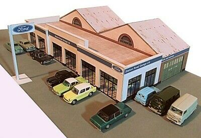 Kingsway, 00 Scale, New Main Dealer Showroom, Kit Build Service. • 55.27€