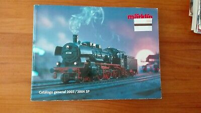 Marklin Catalogo General 2003/2004  En EspaÑol • 25€