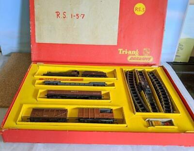 Triang Rs5 Deeley Goods Set Boxed 1960 • 139.02€