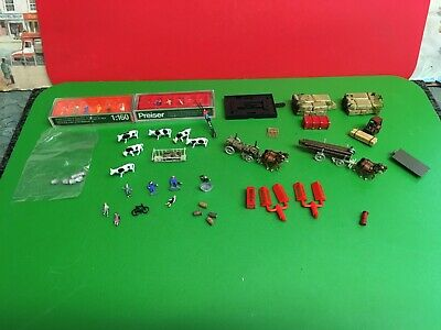 Model Railway N Gauge Accessories Job Lot  • 16.58€