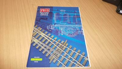 AG253: Peco Model Railway Products Catalogue With 2010 Price List • 3.47€
