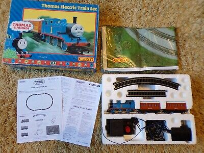 Hornby R9043. Thomas The Tank Engine Electric Train Set. Beautiful Cond • 90.65€