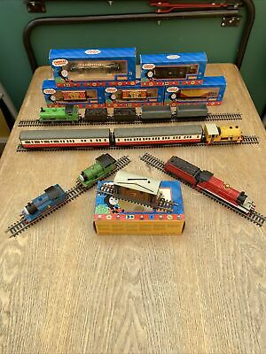 Hornby Thomas And  Freinds Collection Incl James, Toby, Duck. Bill And Percy • 736.66€