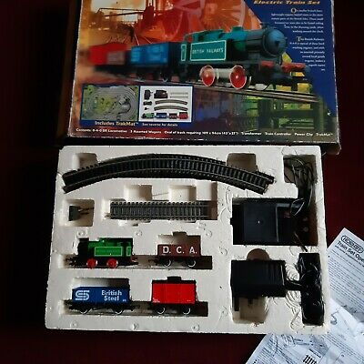 Hornby Train Set - Industrial Freight • 45.33€