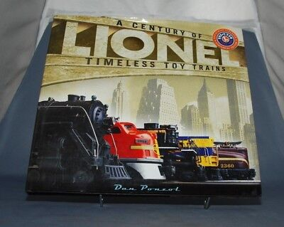 Nb Livre Train Lionel A Century Of Lionel Timless Toy Trains  Ponzol • 25€