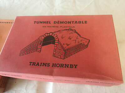 Hornby  Echelle  0 / O  Tunnel  Demontable • 30€