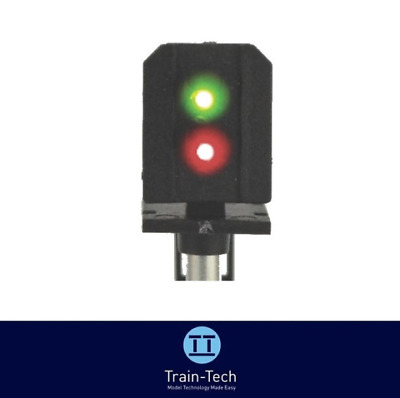 Train-Tech SS1 Sensor Signal - 2 Aspect Home OO/HO Gauge • 39.35€