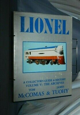 Nb Livre Train Lionel A Collector's Guide And History Volume V • 30€