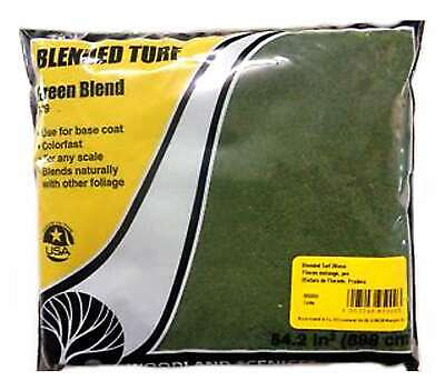 Woodland Scenics 95000 - Blended Turf Mishung Wiese - Green Blend T49 - Neuf • 7€