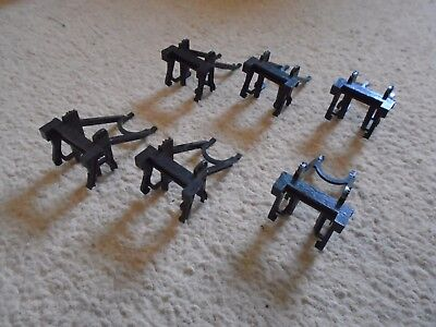 Collection Of Buffer Stops For Hornby OO Gauge Train Sets • 1.16€