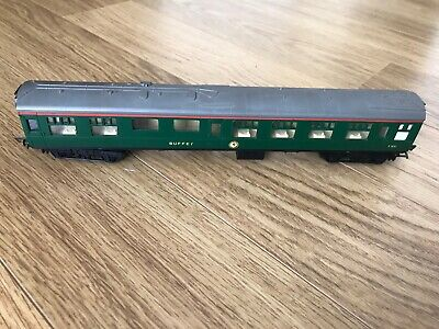 Triang Hornby R624 Br Southern Buffet Car Coach S1851 • 3.34€