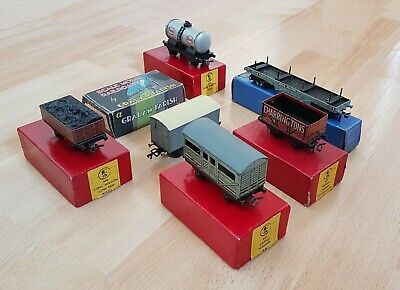 Vintage 00 Train - Trix Twin & Others - Wagon Lot - Boxed 1950-60's  • 16.94€