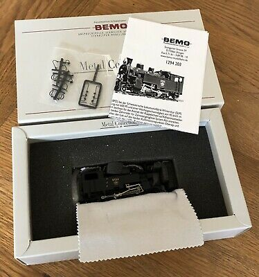 Bemo H0m Metal Collection BFD Steam Rack Locomotive Number 3 • 710.72€