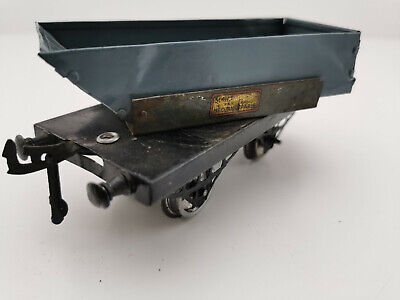 Hornby  Series  Echelle  0 / O  Wagon  Minier  A  Tremie  Laterale • 20€
