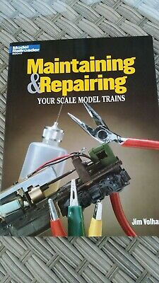 Maintaining & Repairing Your Scale Model Trains • 27.79€