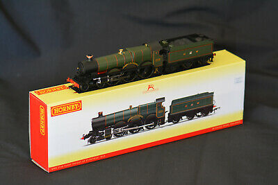 Hornby R3455 GWR Star Class Knight Of St Patrick 4013 Used-super • 103.21€