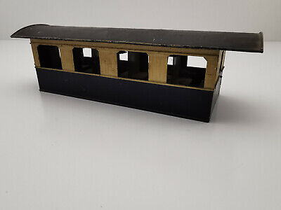 Modelisme  Ferroviaire  Echelle  1  Cabine  Amenagee  Edelweiss  Sans  Chassis • 50€