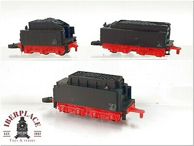 Z 1:220 Escala Trenes Modelismo Marklin Accessorios 3x Tender Set < • 34€