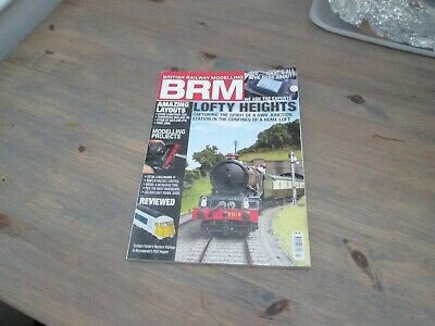 BRM Magazine, April 2019, Complete And Clean, Post Free UK • 3.66€