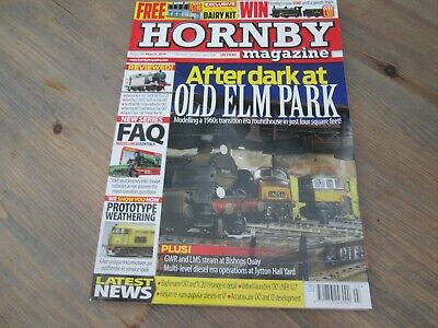 Hornby Magazine, Issue 141, March 2019, Complete & Clean, Post Free UK • 3.66€