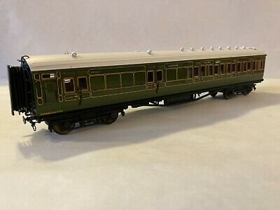 Lawrence Scale Models Southern Railway Maunsell Corridor Brake Third Coach  (08) • 168.92€