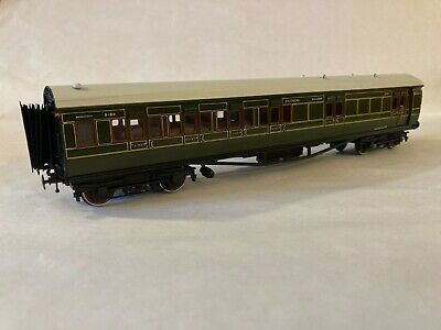Lawrence Scale Models Southern Railway Maunsell Corridor Brake Third Coach  (12) • 168.92€