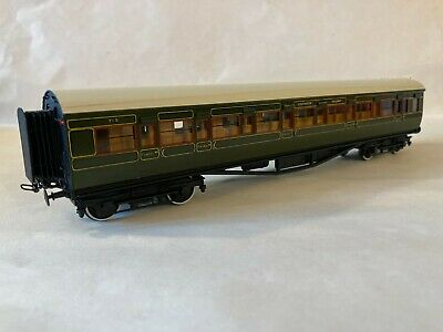 Lawrence Scale Models Southern Railway Maunsell Corridor Third Coach        (11) • 168.92€