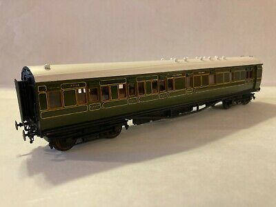 Lawrence Scale Models Southern Railway Maunsell Corridor Brake First Coach  (09) • 168.92€