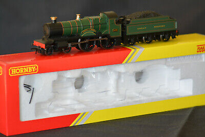 Hornby R3277 4-4-0 GWR County Class County Of Devon 3835 Used-super • 74.07€