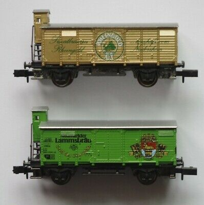 Arnold 2 Wagons Db Biere  Echelle N Reference 4259  4266 • 29€