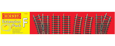 Hornby R8226 Track Pack F Extension For Train Sets  • 31.56€
