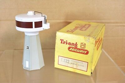 Triang T522 Tt Snch Continental Water Tower Boxed • 278.74€