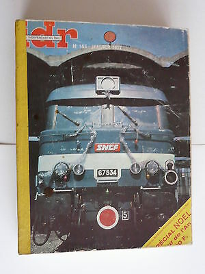 Independant Du Rail  Relie - 1977   N° 153 A 164 • 20€