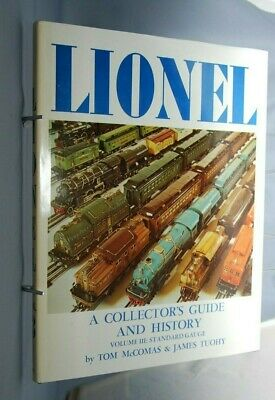 Nb Livre Train Lionel A Collector's Guide And History Volume Iii • 25€