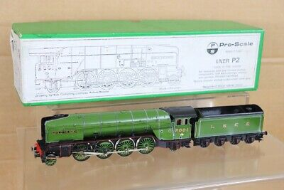 PRO-SCALE KIT BUILT LNER 4-6-2 CLASS P2 LOCO 2001 COCK O THE NORTH GODDARD Nt • 336.95€