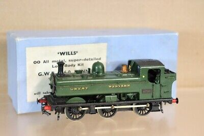 WILLS EM GAUGE KIT BUILT GW GWR 0-6-0 CLASS 8700 PANIER TANK LOCOMOTIVE 8700 Nv • 140.07€