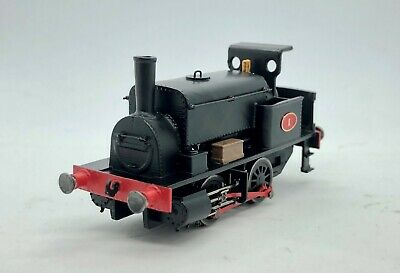 Manning Wardle H Class (Open Cab) 0-4-0 For Hornby W4 Peckett Chassis • 48.92€