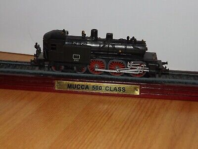 Atlas Mucca 500 Class Static Steam Engine On A Plinth • 4.22€