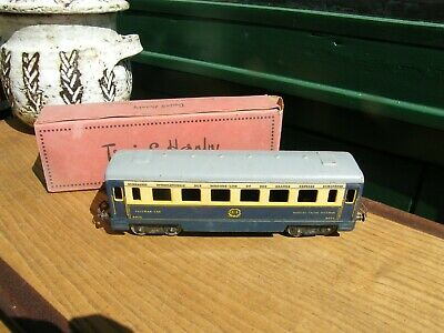 HORNBY O Meccano Voiture Pullman Vo OP • 10€