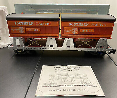 T906__ Railway Express Agency - Wagon Southern Pacific 46504 Boite Origine Neuf • 59.90€