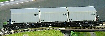 DB Container Wagon     By PIKO     N Gauge   (8) • 2.21€