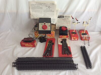 TRIANG  Controllers, Wagon, Points, Signals Boxed Etc • 32.77€