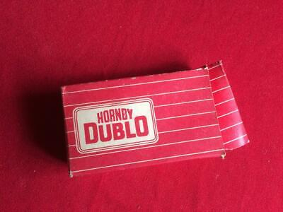 Meccano Hornby Dublo Empty Box For 5035 Loading Gauge (D1) For 2 Or 3 Rail Track • 1.29€