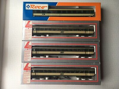 Bodensee Toggenburg HO Coaches. Lima And Roco • 3.47€