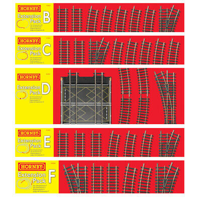 Hornby Extension Pack Choice Of Packs One Supplied NEW • 49.99€