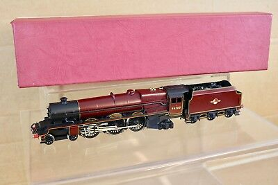 DJH EM GAUGE KIT BUILT BR -6-2 PRINCESS CLASS LOCO 46200 The PRINCESS ROYAL Np • 449.45€