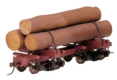 27391 Lot 3 Wagons Bois Bachmann Spectrum Train ON30  • 149€